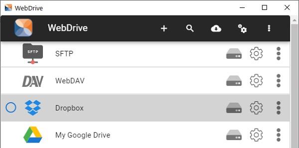 Dropbox の登録